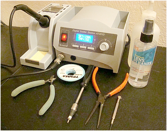 SHARCNET-USA Surface Mount (SMT) Soldering Station
